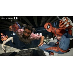 Spider-man Arabic Egyptian first 7 minutes PS4 Pro