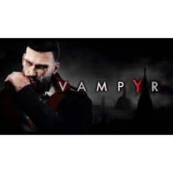 انطباعنا الأول للعبة فامبير - First Impression Playing Vampyr