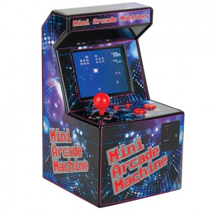 Christmas Specials - DESKTOP MINI ARCADE MACHINE RETRO 80s CONSOLE GAMES GIFT WITH 240 GAMES  Blu-ray