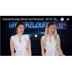 Gamerzlounge NewZ and ReviewZ - EP #1 أهم اصدارات الألعاب والأحداث في عالم الجمينج لسنة 2017