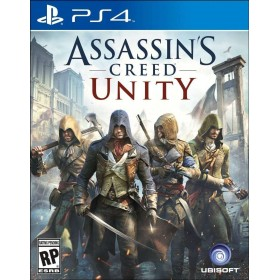 Assassin's Creed Unity - Standard Edition - Region all - PlayStation 4