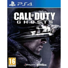Call of Duty: Ghosts - Region 2 - Playstation 4