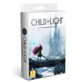 Child of Light Deluxe Edition for Playstation 3 & Playstation 4