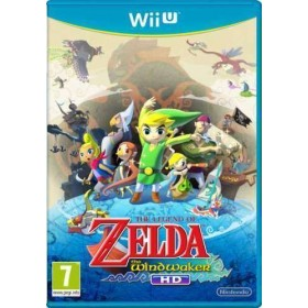 The Legend of Zelda: The Wind Waker HD (Nintendo Wii U)