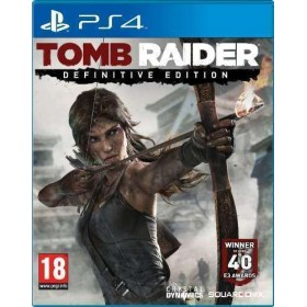 Tomb Raider Definitive Edition - Playstation 4