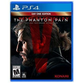 Metal Gear Solid V: The Phantom Pain - Region 1 US Import - PlayStation 4
