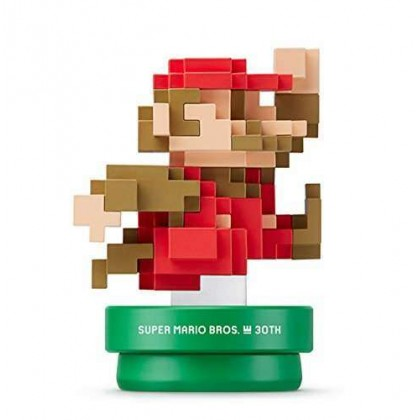 amiibo Mario Classic Color ver. (Super Smash Bros 30th Series)for Nintendo Wii U, Nintendo 3DS  Amiibo