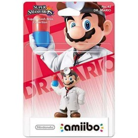 amiibo Dr.Mario - Super Smash Bros Series (Nintendo Wii U/3DS)