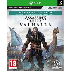 Assassin's Creed Valhalla: Drakkar Edition - Xbox