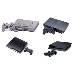Evolution of Playstation Consoles