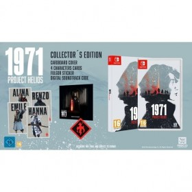 1971 Project Helios Collector's Edition  (Nintendo Switch)