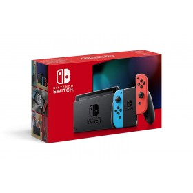 Nintendo Switch Neon Red/Neon blue - HAC-001(-01)