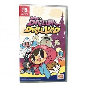 Mr Driller: DrillLand (English) - Nintendo Switch