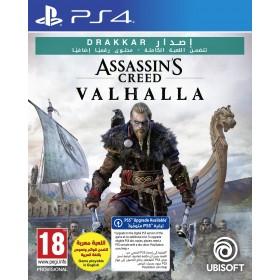 Assassin's Creed Valhalla: Drakkar Edition (PS4)