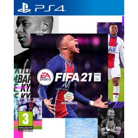 FIFA 21 - Arabic (PS4)